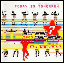 Street Parade 7 Today Is Tomorrow 2005 Cover M.O.P.E.