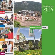 Jahresbericht der RWS Anderskompetent 2015