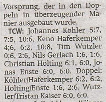 Pressebericht 03.06.2015 Soester Anzeiger
