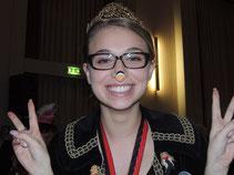 Stefanie I. Kampagne 2013 - 2014