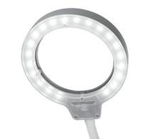 LED Lupenleuchte RLL FLEX Ringlicht AN