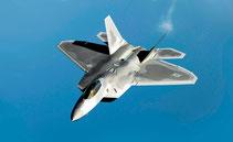F-22 Raptor retrofit: La Ogden ALC ottiene risultati migliori rispetto Lockheed Martin.