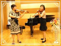 学生・大人のバイオリン・ビオラレッスン 横浜市青葉区青葉台
