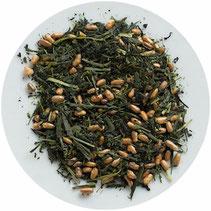 玄米茶 茶葉