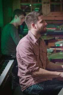 Philip Burkard - Orgel