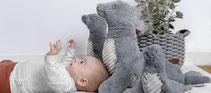 By Hart Schoorl Happy Horse knuffels kraamcadeau
