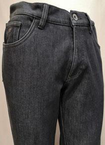 Granchio jeans felpato