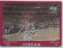 UPPER DECK DIAMOND VERSION (Signatures) - No. S4