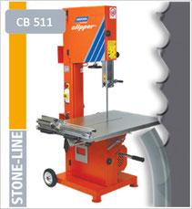 prodito stone line lintzaag of bandzaag voor norton clipper CB511 lintzaagmachine / bandzaagmachine voor het verzagen van steen poroton en snelbouw