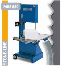 prodito stone line lintzaag of bandzaag voor lissmac MBS650 lintzaagmachine / bandzaagmachine voor het verzagen van steen poroton en snelbouw