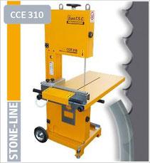 prodito stone line lintzaag of bandzaag voor euro tsc CCE310 lintzaagmachine / bandzaagmachine voor het verzagen van steen poroton en snelbouw