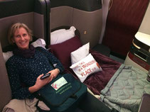 Business Class, Qatar Airways Qsuite, Asia for 2