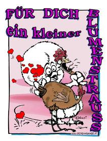 blumen,blumenstrauss,seidenhühner,liebe,love,geburtstag
