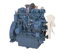 moteur compact kubota