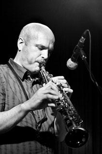 Thomas Bachmann - Saxophon