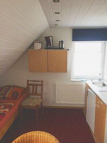 Monteur Wohnung mit Singleküche