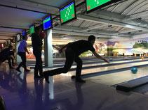 Bowling im Dezember