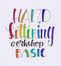 Handlettering Workshop Basic
