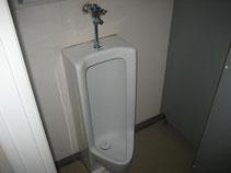 トイレ、大・小・手洗い付