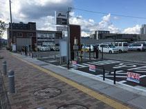 パラカ高山市名田町第1駐車場 15台