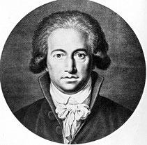 Goethe, von Johann Heinrich Lips