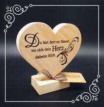 Schöne Geschenke aus Holz, ausgefallen und originell
