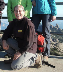 Ingrid Sparbier, guide du pays cathare, guided tours in english, french, german