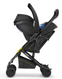 Kinderwagen Easylife mit Babyschale Privia