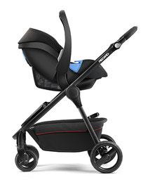 Kinderwagen Citylife mit Babyschale Privia