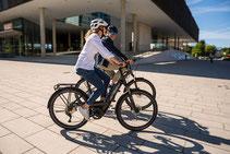 електрически градски велосипед