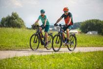 електрически трекинг велосипед
