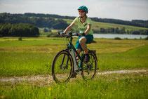 дамски електрически велосипед, електрическо колело