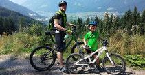 детско електрическо колело