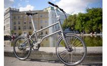 сгъваемо електрическо колело