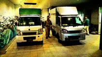 堺市の軽貨物緊急便  大阪軽貨物運送