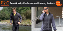 Zero Gravity Performance Running Jackets