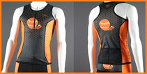 Custom Endurance Tri Tops