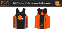 Performance Tech Running Vests