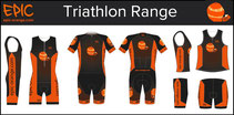 Custom Triathlon Kit Range
