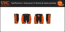Custom Endurance Tri Shorts
