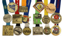 Custom Sports Event Medals