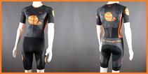 Custom Endurance Tri Speedsuits - Custom Tri Suits with Sleeves & Pockets