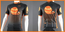 Custom Printed Youth and Kids Cycle Jerseys