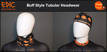 Buff Style Tubular Head Wear