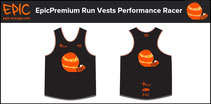 Racer Back Running Vests