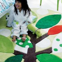 Ligne de mobilier, tapis pour enfants