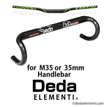 for 35mm or Deda M35 Hnadlebar