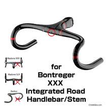 for Bontreger XXX Integrated Road Handlebar / Stem