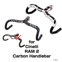 for Cinelli RAM2 Carbon Intgrated Handlebar