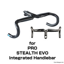 for PRO STEALTH EVO Integrated Handlebar